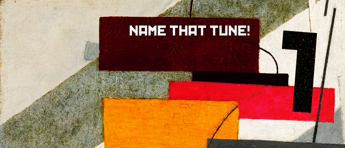 Name That Tune Music Contest - Win Immaterial Visions by The KVB
