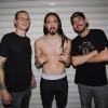 Linkin Park and Steve Aoki
